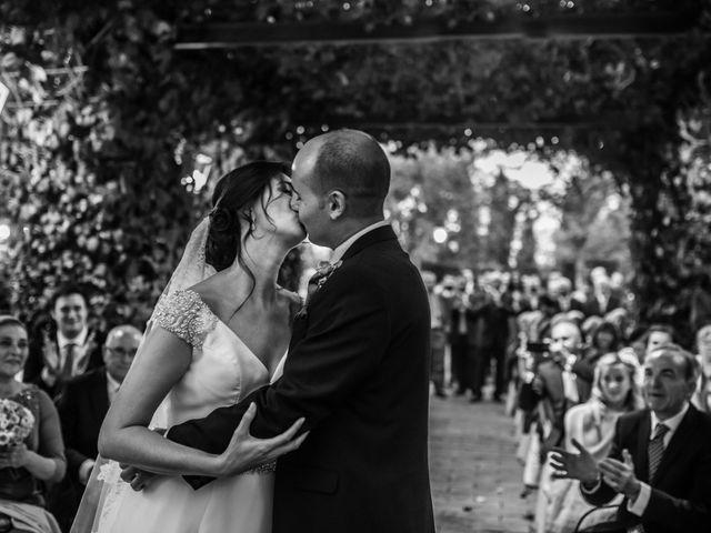 La boda de Capi y Rosana en Zaragoza, Zaragoza 19