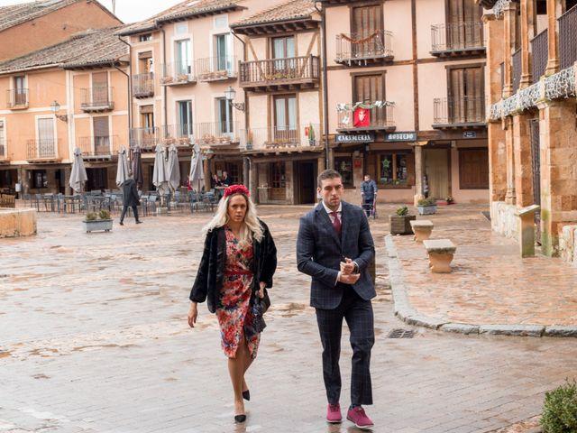 La boda de Sergio y Sara en Ayllon, Segovia 3