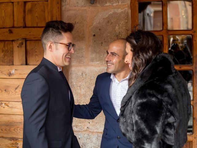 La boda de Sergio y Sara en Ayllon, Segovia 4