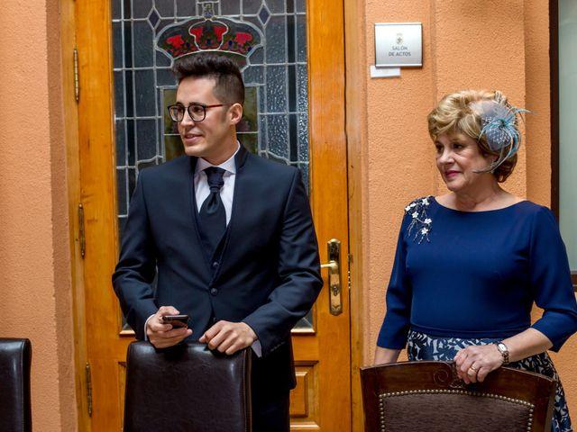 La boda de Sergio y Sara en Ayllon, Segovia 7