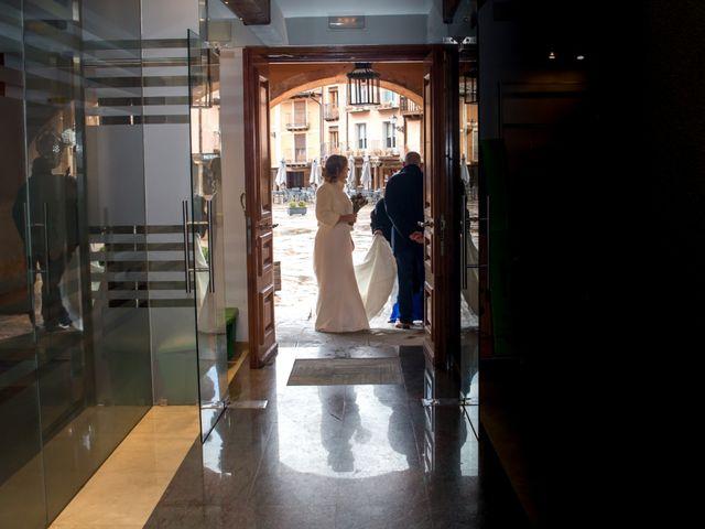 La boda de Sergio y Sara en Ayllon, Segovia 8