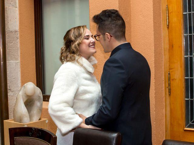 La boda de Sergio y Sara en Ayllon, Segovia 10