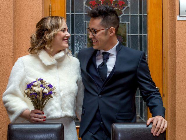 La boda de Sergio y Sara en Ayllon, Segovia 11