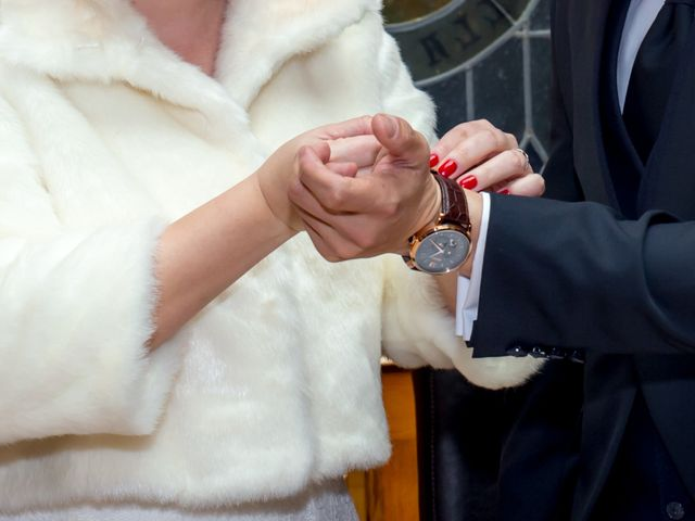 La boda de Sergio y Sara en Ayllon, Segovia 13