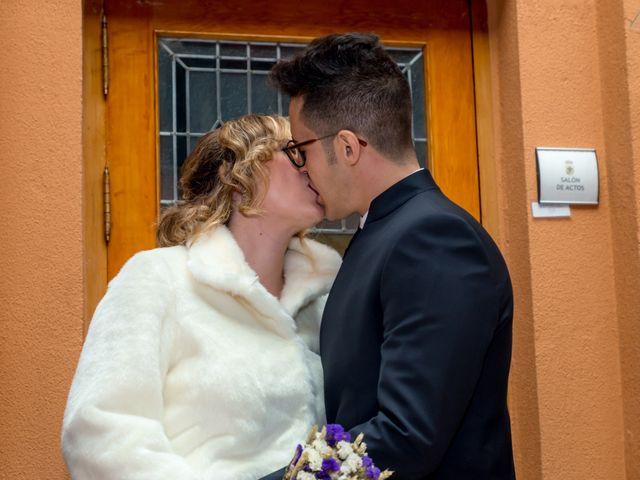 La boda de Sergio y Sara en Ayllon, Segovia 14