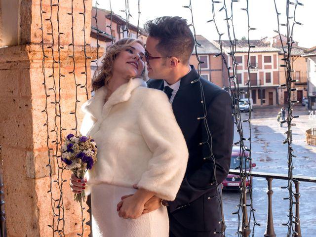 La boda de Sergio y Sara en Ayllon, Segovia 16