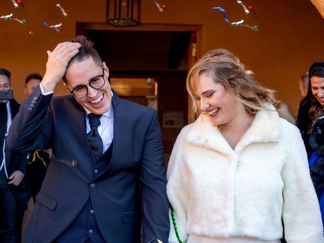 La boda de Sergio y Sara en Ayllon, Segovia 17