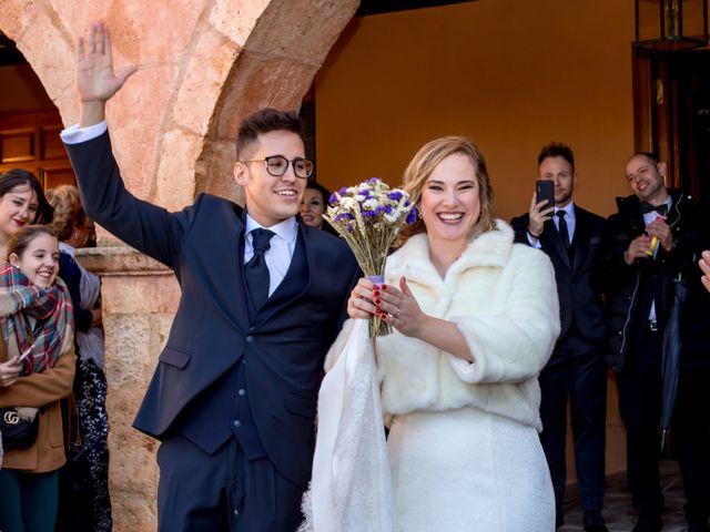 La boda de Sergio y Sara en Ayllon, Segovia 18