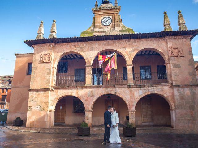 La boda de Sergio y Sara en Ayllon, Segovia 19