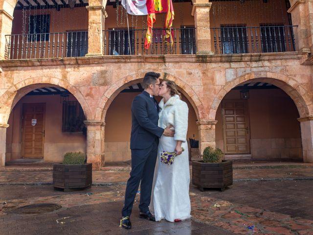La boda de Sergio y Sara en Ayllon, Segovia 20