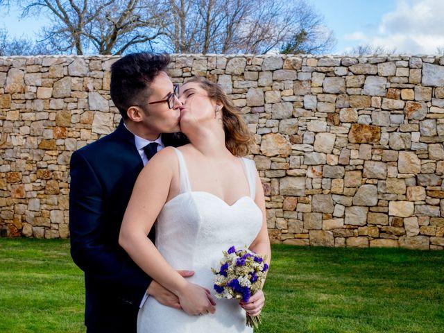La boda de Sergio y Sara en Ayllon, Segovia 22