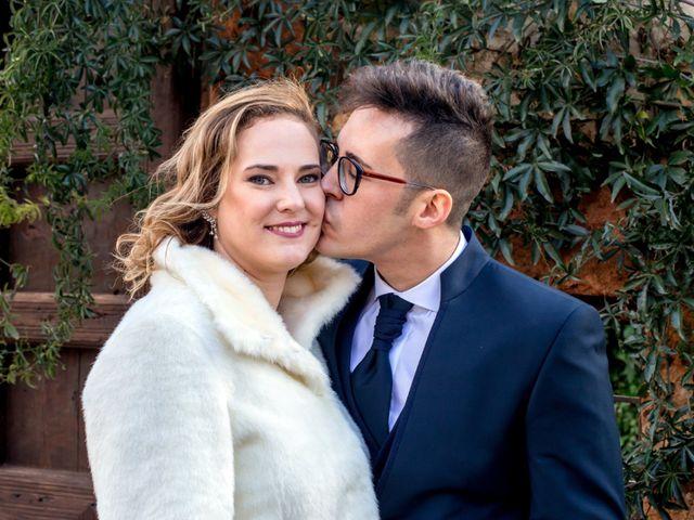 La boda de Sergio y Sara en Ayllon, Segovia 24