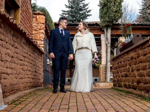 La boda de Sergio y Sara en Ayllon, Segovia 26