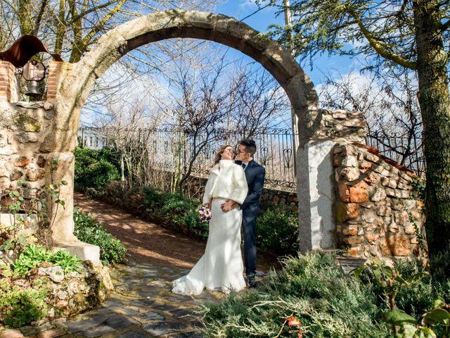 La boda de Sergio y Sara en Ayllon, Segovia 27
