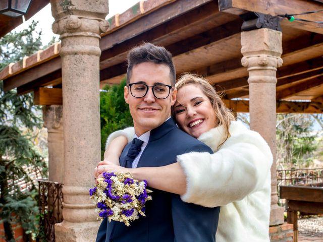 La boda de Sergio y Sara en Ayllon, Segovia 29