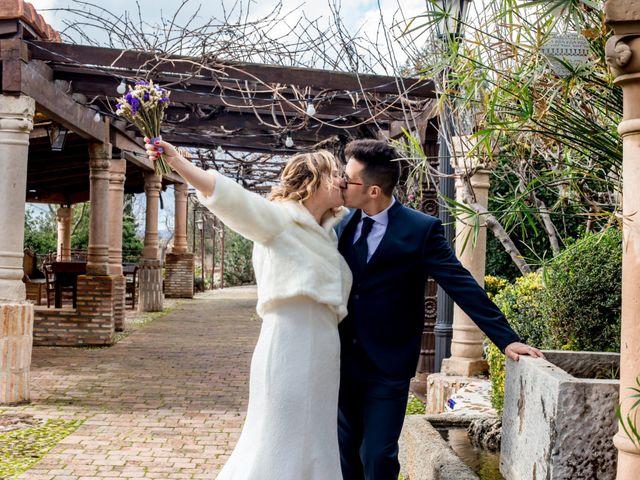 La boda de Sergio y Sara en Ayllon, Segovia 30