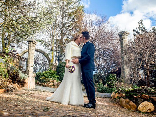 La boda de Sergio y Sara en Ayllon, Segovia 31