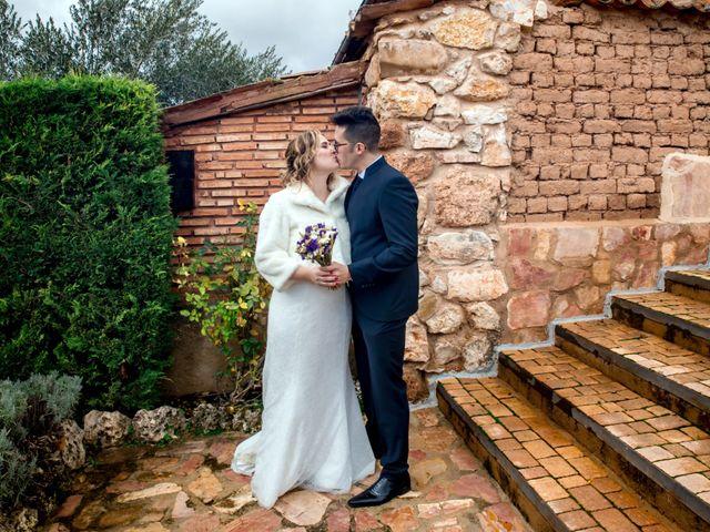 La boda de Sergio y Sara en Ayllon, Segovia 32