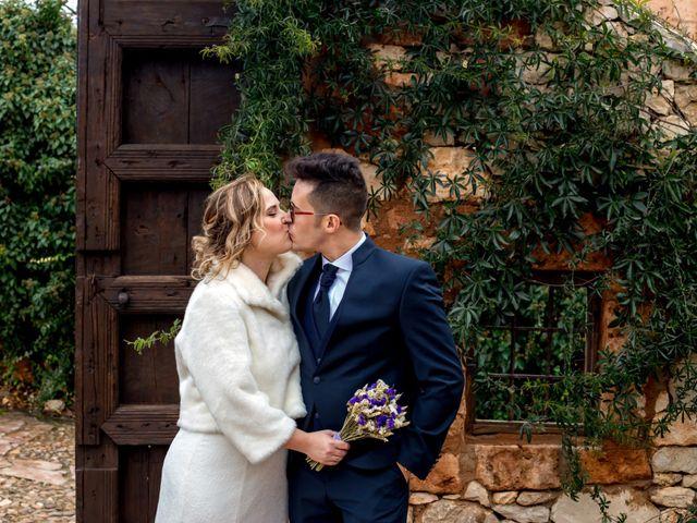 La boda de Sergio y Sara en Ayllon, Segovia 33