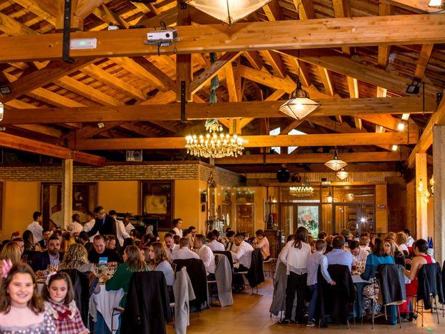 La boda de Sergio y Sara en Ayllon, Segovia 38