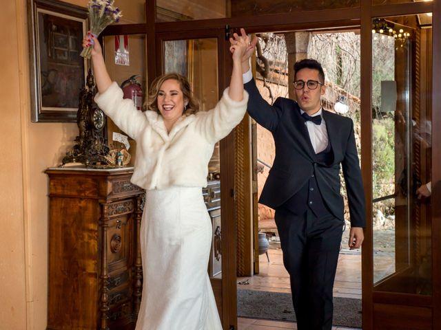 La boda de Sergio y Sara en Ayllon, Segovia 40