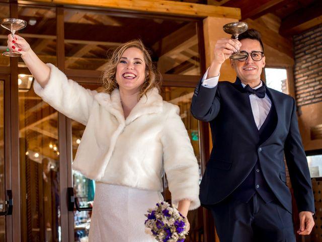 La boda de Sergio y Sara en Ayllon, Segovia 41