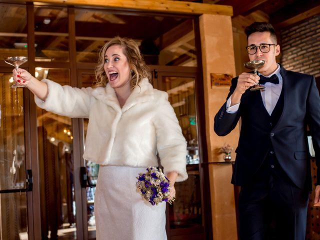 La boda de Sergio y Sara en Ayllon, Segovia 42