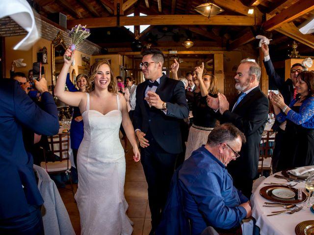 La boda de Sergio y Sara en Ayllon, Segovia 44