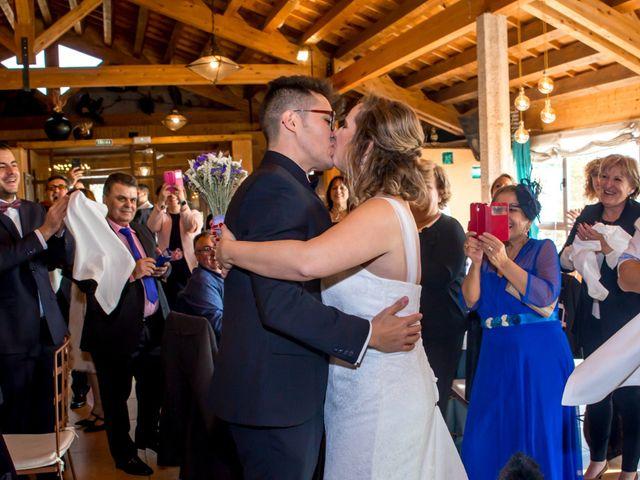 La boda de Sergio y Sara en Ayllon, Segovia 46