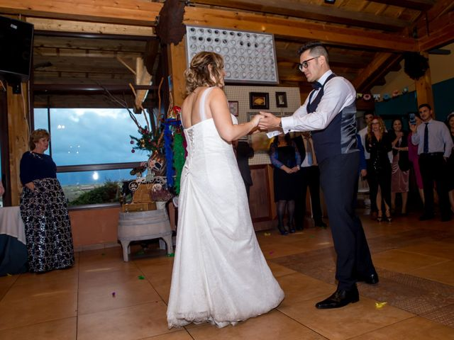La boda de Sergio y Sara en Ayllon, Segovia 48