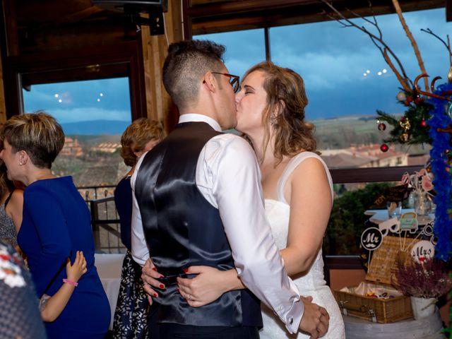La boda de Sergio y Sara en Ayllon, Segovia 50