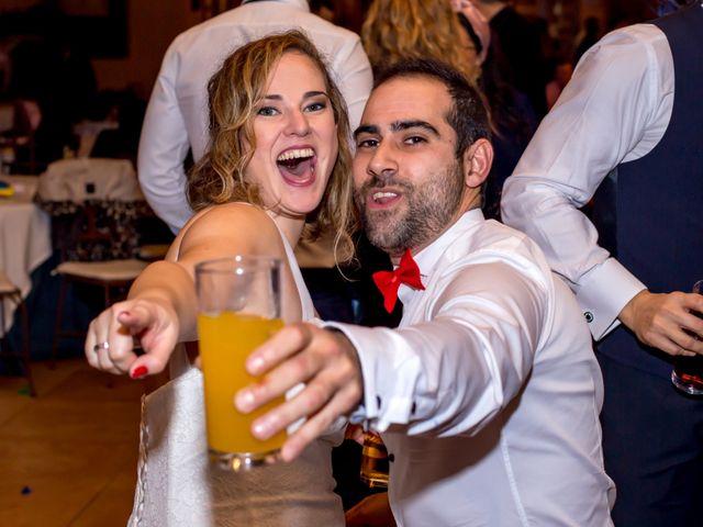 La boda de Sergio y Sara en Ayllon, Segovia 53