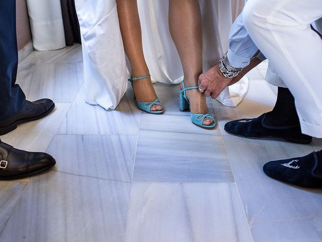 La boda de Fabio y Paula en Tarifa, Cádiz 16