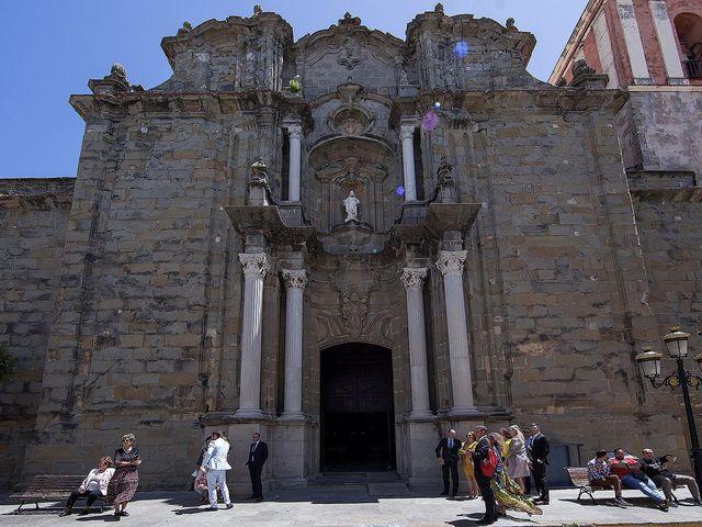 La boda de Fabio y Paula en Tarifa, Cádiz 20