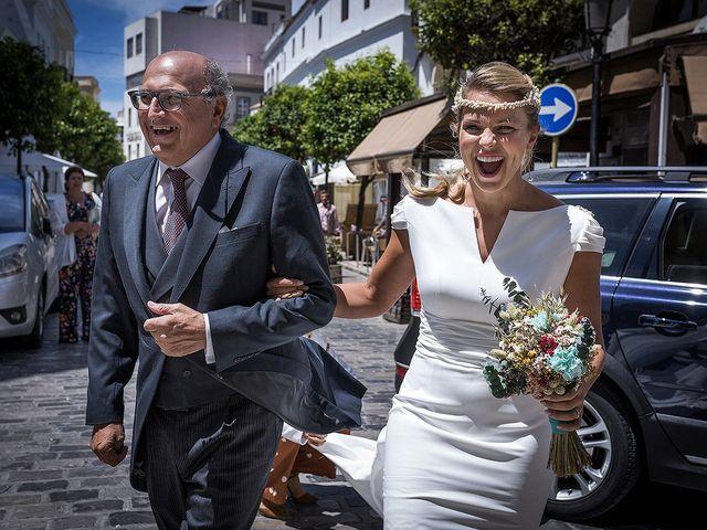 La boda de Fabio y Paula en Tarifa, Cádiz 21