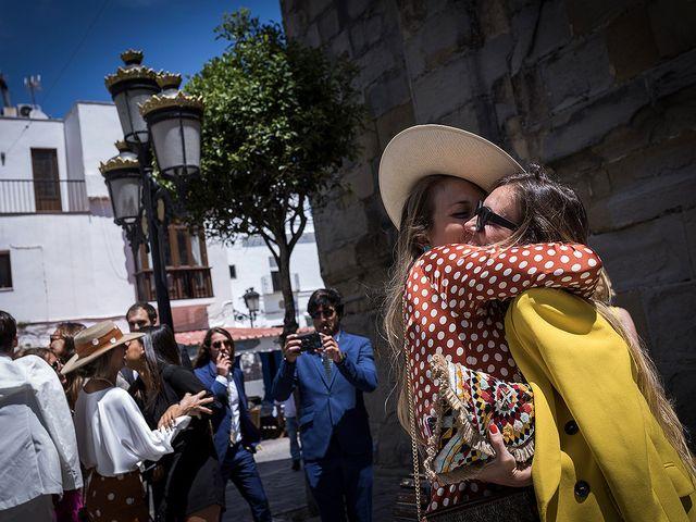 La boda de Fabio y Paula en Tarifa, Cádiz 22