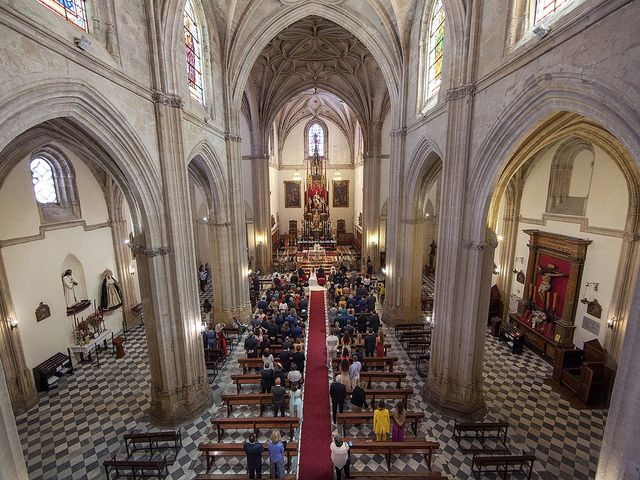 La boda de Fabio y Paula en Tarifa, Cádiz 30