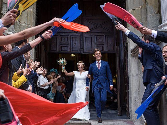La boda de Paula y Fabio
