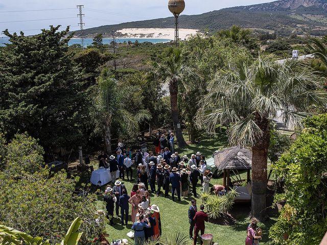 La boda de Fabio y Paula en Tarifa, Cádiz 49