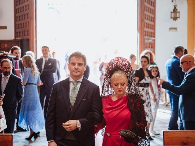 La boda de Luis y Ana en Coria Del Rio, Sevilla 40