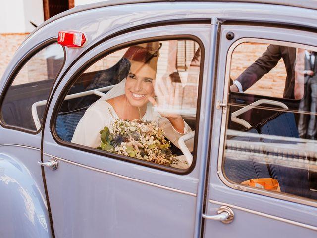 La boda de Luis y Ana en Coria Del Rio, Sevilla 41