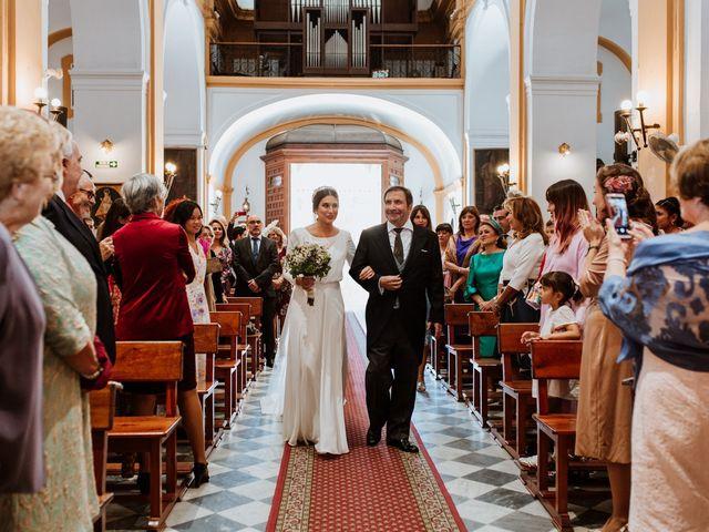 La boda de Luis y Ana en Coria Del Rio, Sevilla 43