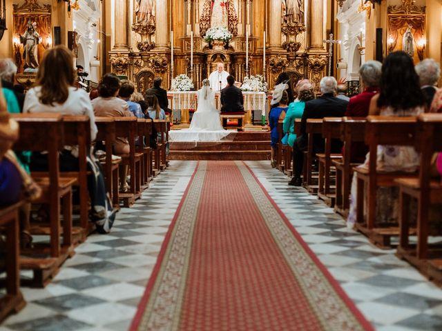 La boda de Luis y Ana en Coria Del Rio, Sevilla 45