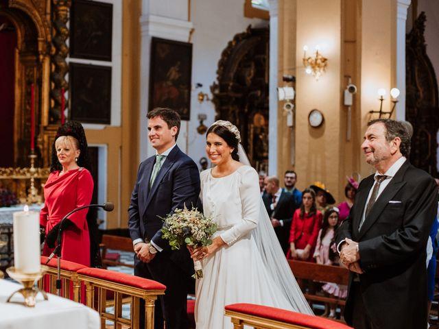 La boda de Luis y Ana en Coria Del Rio, Sevilla 46