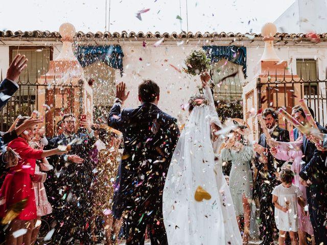 La boda de Luis y Ana en Coria Del Rio, Sevilla 52