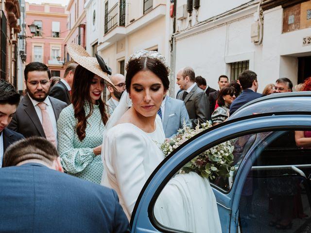 La boda de Luis y Ana en Coria Del Rio, Sevilla 53