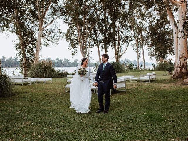 La boda de Luis y Ana en Coria Del Rio, Sevilla 57