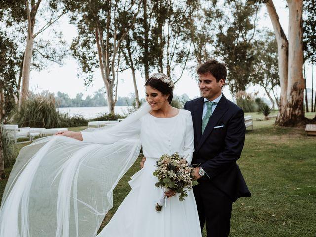La boda de Luis y Ana en Coria Del Rio, Sevilla 58