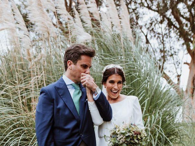 La boda de Luis y Ana en Coria Del Rio, Sevilla 62