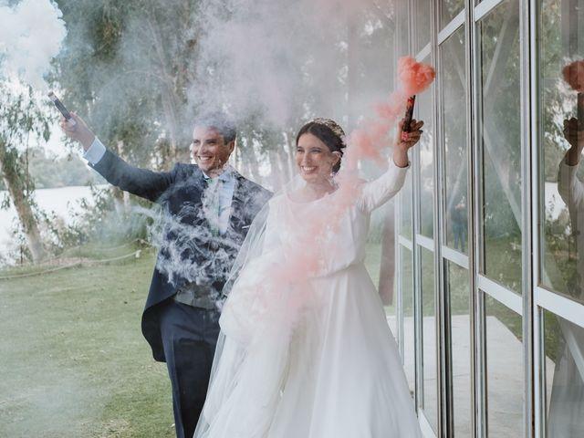 La boda de Luis y Ana en Coria Del Rio, Sevilla 70